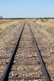 Estrada de ferro do interior Foto de Stock
