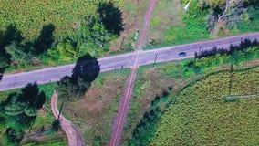 Estrada de ferro entre campos filme