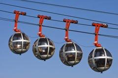 Estrada de ferro funicular de Grenoble Imagem de Stock Royalty Free