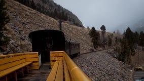 Estrada de ferro histórica Imagens de Stock
