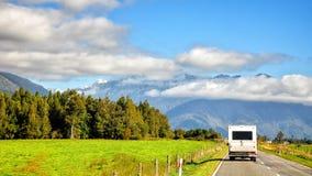 Estrada de Higyway Foto de Stock Royalty Free