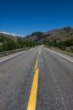 Estrada de Idaho Foto de Stock