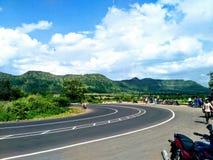 Estrada de Kultabad Fotografia de Stock Royalty Free