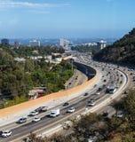 Estrada de Los Angeles fotos de stock
