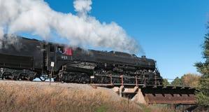 Estrada #261 de Milwaukee - Andover Imagem de Stock Royalty Free