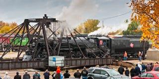 Estrada #261 de Milwaukee - Willmar fotos de stock royalty free