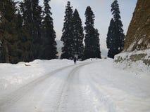 Estrada de Mughal imagens de stock