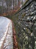 Estrada de pedra Imagem de Stock Royalty Free