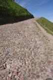 Estrada de pedra velha Imagens de Stock Royalty Free