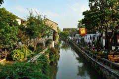 Estrada de Pingjiang Fotos de Stock Royalty Free