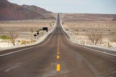 Estrada de Transamerica Imagem de Stock
