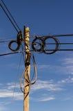 Estrada de uma comunicação Foto de Stock Royalty Free