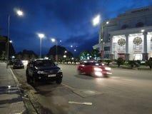 Estrada de Vietname imagens de stock royalty free