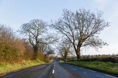 A estrada a dirigir fotos de stock royalty free