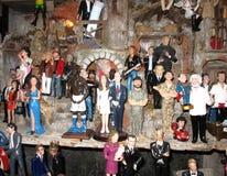 Estrada do campania Italia Europa de Nápoles das uchas imagens de stock royalty free