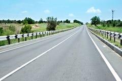 Estrada do carro Imagens de Stock