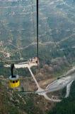 Estrada do funicular Fotografia de Stock