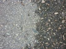 Estrada do oblast de Nizhny Novgorod, Nizhny Novgorod, asfalto Fotos de Stock Royalty Free