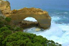 Estrada do oceano do arco a grande Fotografia de Stock Royalty Free