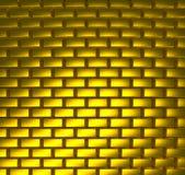Estrada do ouro Imagem de Stock Royalty Free
