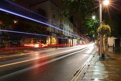 A Estrada do rei, Chelsea Imagem de Stock