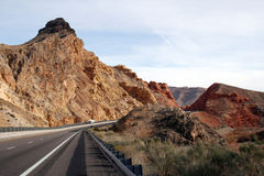 Estrada do sudoeste Fotografia de Stock
