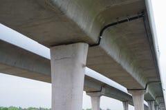 Estrada elevada Fotos de Stock