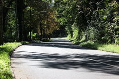 Estrada em Alemanha Fotografia de Stock Royalty Free