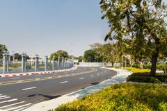 Estrada em Banguecoque Imagens de Stock Royalty Free
