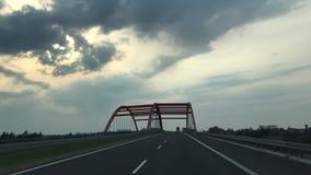 Estrada em Europa - velocidade filme