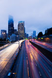 Estrada em Seattle Imagens de Stock