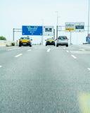 Estrada em Spain Fotos de Stock