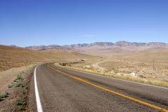 Estrada EUA Imagens de Stock Royalty Free