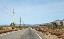 Estrada a Grand Canyon Imagens de Stock