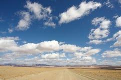 Estrada infinita Imagens de Stock