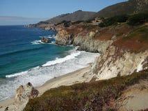 Estrada litoral Imagem de Stock