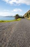 Estrada litoral bonita Fotos de Stock