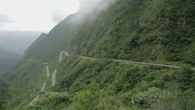 Estrada nas montanhas filme