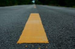Estrada nova Fotos de Stock