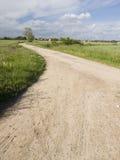 Estrada pavimentada Foto de Stock