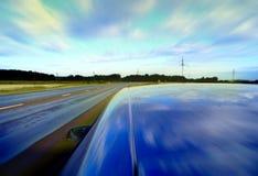 A estrada perfeita Fotos de Stock