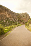 Estrada peruana Imagens de Stock Royalty Free