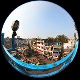 Estrada principal do bazar Imagem de Stock