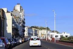 Estrada Reino Unido de Hastings Foto de Stock Royalty Free