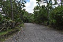 A estrada a respirar Foto de Stock