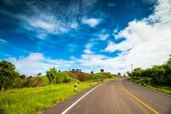 Estrada rural 3 Fotos de Stock Royalty Free