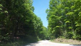 A estrada secundária toma-me home Imagem de Stock Royalty Free