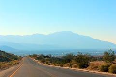 Estrada Transcontinental de Christopher Columbo Foto de Stock Royalty Free
