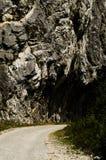Estrada velha Imagem de Stock