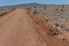 A estrada viajou menos em New mexico Fotos de Stock